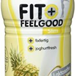 Layenberger Fit+Feelgood Slim-Shake Mahlzeitersatz Pina Colada, 6er Pack